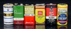 Vintage Batteries
