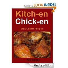 Kitchen Aid Appliances, Slow Cooker Recipes, Chicken, Food, Kitchen Aid Mixer Attachments, Essen, Meals, Yemek, Eten