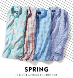 SPRING IS RIGHT AROUND THE CORNER 2.11 nordstrom
