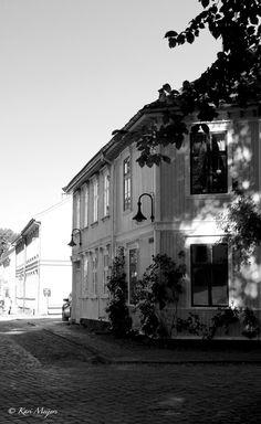 Gamlebyen i Fredrikstad - Norway