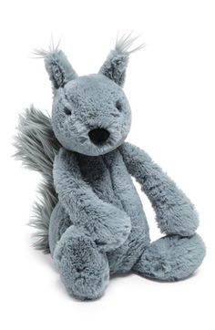Jellycat 'Woodland Babe - Squirrel' Stuffed Animal | Nordstrom   For the littlest Alpha Gamma Delta legacies. Go Alpha Gam!  #greek #sorority #alphagamgifts