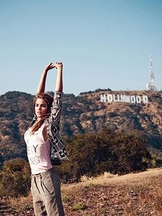 Hollywood Hike #PinToWin #NapoleonPerdis #NPSet #California #Hollywood #HollywoodSign