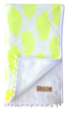 neon towel