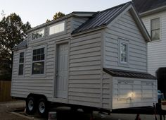tiny homes on wheels | Tiny House Blog , Archive Pros and Cons of Tiny Homes and Regular ...