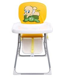 #Farlin - #Baby #Chair #Yellow With maximum comfort and safety options this baby chair from Farlin is best for your baby.Personalized chair for baby as they will use it for their comfort. This highchair guarantees the comfort and safety your child needs at mealtimes. #babychair #babyyellowchair #yellowchair #highchair #chair