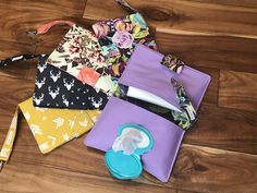 Handmade with love! Handmade Baby, Handmade Gifts, Diaper Clutch, Baby Shower Gifts, Gift Wrapping, Unique Jewelry, Etsy, Bebe, Kid Craft Gifts