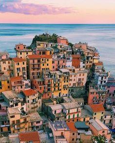 Looking good, Cinque Terre. | #regram @sennarelax
