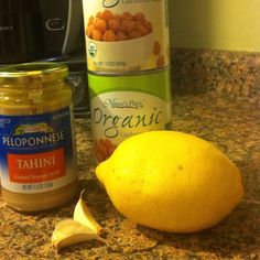 Clean Hummus