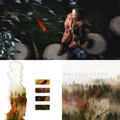 #moodboard #fashion #illustration #shooting #lookbook #tartan#wood #htwberlin #daryasdesign Darya Tretyakova