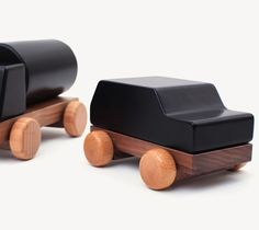 Dream Car is a minimal, sustainable and collectible toy for playful kids and adults.