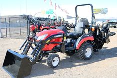 NEW 2018 Yanmar 221XH-TLB WorkPro Series™ 22HP 4X4 Tractor with Heavy Duty LOADER BACKHOE! $16,950.00 Call Sean at 843-321-1500 Equipment For Sale, Heavy Equipment, Outdoor Power Equipment, Yanmar Tractor, Tractors For Sale, Lawn Mower, 4x4, House, Gardens