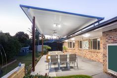 Pergola Design Ideas - Photos of Pergolas. Browse Photos from Australian Designers & Trade Professionals, Create an Inspiration Board to save your favourite images. Pergola With Roof, Outdoor Pergola, Pergola Shade, Patio Roof, Outdoor Rooms, Backyard Patio Designs, Pergola Designs, Sunroom Ideas, Patio Ideas