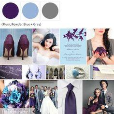 Wedding Colors #wedding