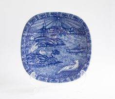 Rorstrand 1978 Christmas Collectors Plate Gunnar by WellPlated