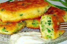 Самые ленивые пирожки с яйцом и луком за 10 минут