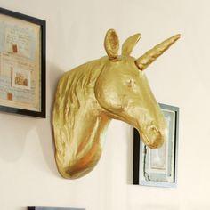 The Emily + Meritt Unicorn Wall Mount | PBteen
