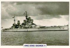 Scan: HMS King George V