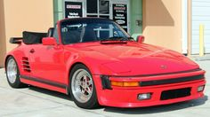 Lady in Red - 1986 Porsche - 4-Step Process - Autogeek.net - Auto Geek Online Auto Detailing Forum - #Porsche #4StepProcess #MikePhillips #ShowCarGarage #Autogeek #ExteriorDetail #InteriorDetail #AutoDetailing