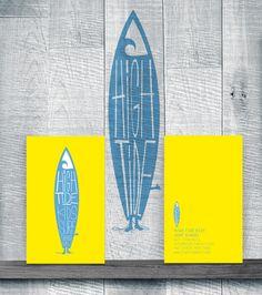 High Tide Kids Surf School Visual Identity Logo