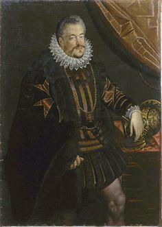 Scipione Pulzone,Ritratto di Ferdinando I de' Medici