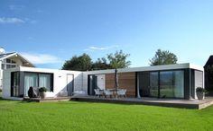 CUBIG Designhaus Fertighaus