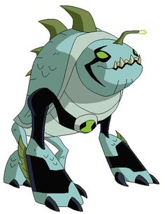 Arctijaws - Ben 10000 Fusion by BrunoCreator on DeviantArt