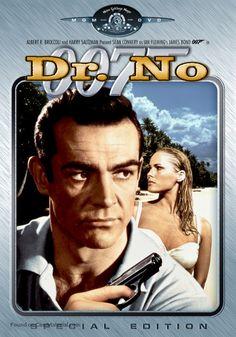 Dr. No DvD cover