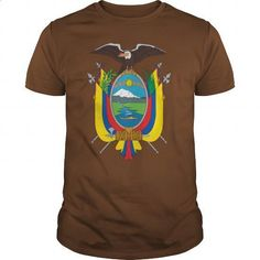 Crest Ecuador (dd) - #hoodies womens #hoodies for boys. ORDER HERE => https://www.sunfrog.com/Movies/Crest-Ecuador-dd-Brown-Guys.html?60505