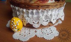 Szydełkowy zakątek: Wielkanocny koszyczek. Punch Bowls, Decorative Bowls, Blog, Home Decor, Deko, Decoration Home, Room Decor, Blogging, Interior Design