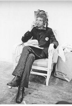 Patti Smith by Judy Linn