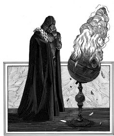 William Shakespeare's Star Wars The attack on the Death Star, in blank verse.