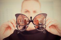 Oliver Goldsmith Butterfly #eyewearbyolga