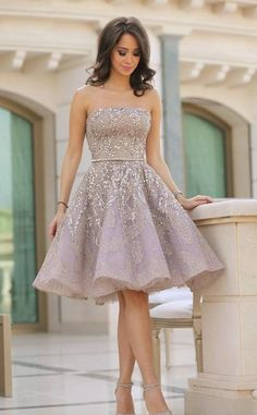 Prom Dresses Short Strapless Prom Dresses 0ee4313764e2