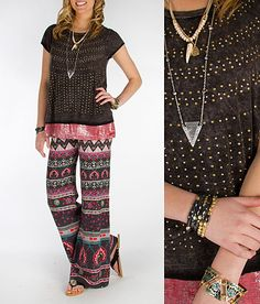 'Casual Prints' #buckle #fashion www.buckle.com