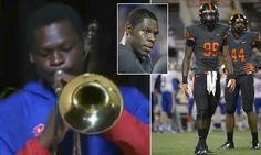 One-man band football player, 18, who plays NINE instruments, offered 150 scholarships #DailyMail