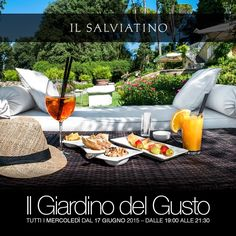 Have the true Italian aperitif experience with us. Il Giardino del Gusto welcomes you tonight!  #giardinodelgusto #italianaperitif #cocktails #foodies #tuscany #firenze #italy