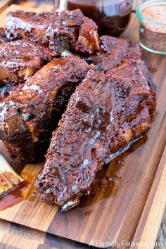 Baked Country Style Ribs, Country Style Ribs Oven, Country Ribs Recipe, Country Pork Ribs, Oven Baked Pork Ribs, Ribs Recipe Oven, Ribs In Oven, Bbq Ribs, Pork Rib Recipes