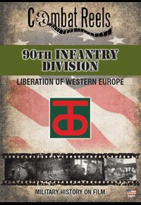 90th Infantry Division in Western Europe DVD $19.99