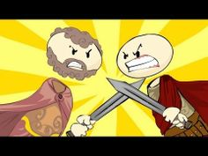Extra History, great video series explaining the Punic Wars, use this link to find them all in one place: http://homeschoolhighplains.blogspot.com/2013/10/roman-history-punic-wars-summary.html