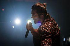 Confira as fotos dos shows do Luan Santana.