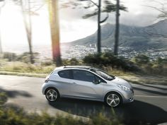 Let your body drive - Peugeot 208