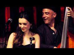 Sun showers ANDREA MOTIS JOAN CHAMORRO QUINTET & SCOTT HAMILTON LIVE AT JAMBOREE -- Barcelona 2013