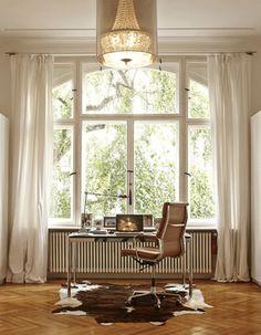 Altbauwohnung - contemporary - Home Office - Other Metro - Julia Rafflenbeul Interior Architecture