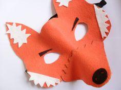 Fox face mask kit.