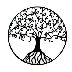 my favorite symbol- the tree of life