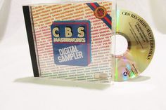 CBS Masterworks Digital Sampler Music CD 1986MXK 42070 #ConcertoOperaRhapsodySymphony