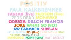Positiv Festival 2015 #festival #summer #music #2015 #marseille #dock des suds