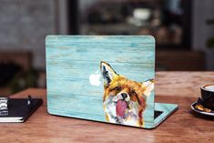 Cute Fox Skin for MacBook Pro 16 MacBook 16 Cover MacBook Pro 13 Decal MacBook 13 inch Skin MacBook 15 inch Vinyl Skin Mac Pro 15 Skin Wood by DesignerSkinUA on Etsy Macbook 15 Inch, Macbook Air 11, Macbook Pro Retina, Macbook Skin, Mac Pro, Cute Fox, All Design, Decal, This Or That Questions