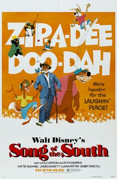 Song of the South. I just love this old movie!