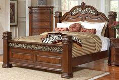 tips for buying a wooden bed